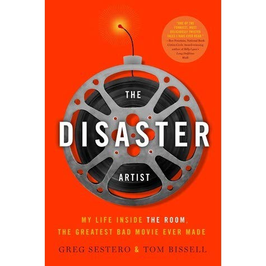 The Disaster Artist Bookcover_Markentum