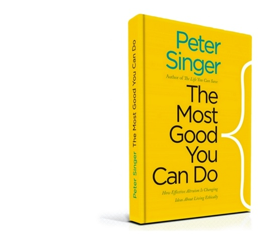 The Most Good You Can Do Bookcover_Markentum