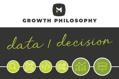 Markentum Growth Philosophy: Data & Decision