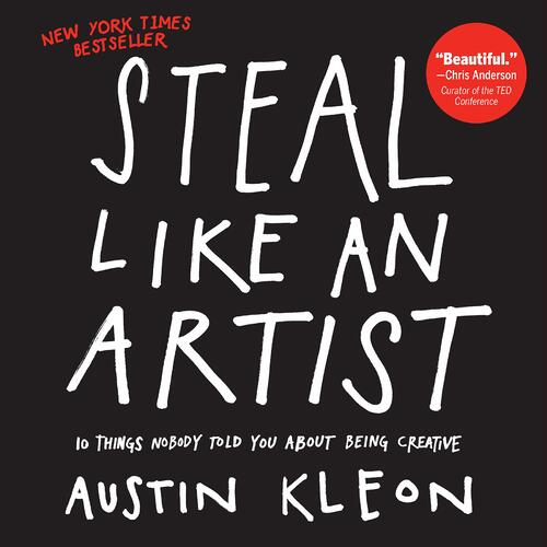 Steal Like an Artist Bookcover_Markentum