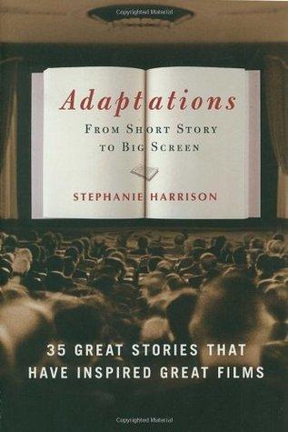 Adaptations Bookcover
