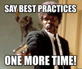 Best Practices Meme_Markentum