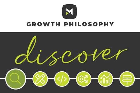 Markentum Growth Philosophy: Discover