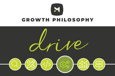 Markentum Growth Philosophy: Drive