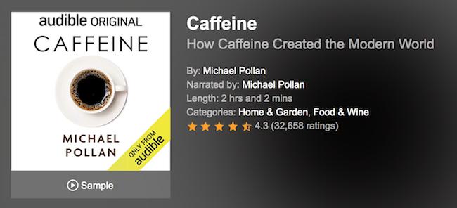 Caffeine-Audible
