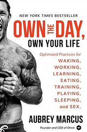 Own the Day Bookcover_Markentum