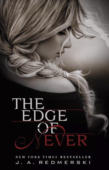 The Edge of Never Bookcover_Markentum