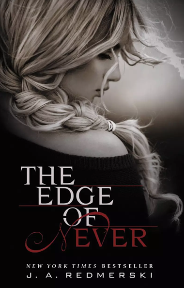 The Edge of Never Bookcover_Markentum