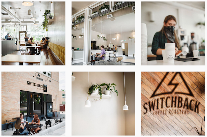 Switchback Coffee Roasters