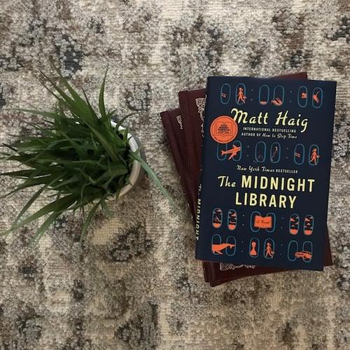 The Midnight Library-Markentum