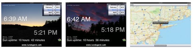 The Sun App-Screenshots