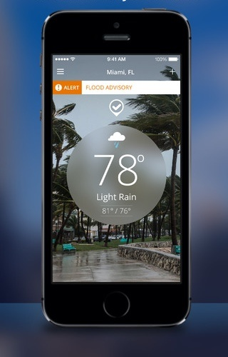 Weather Channel App_Markentum