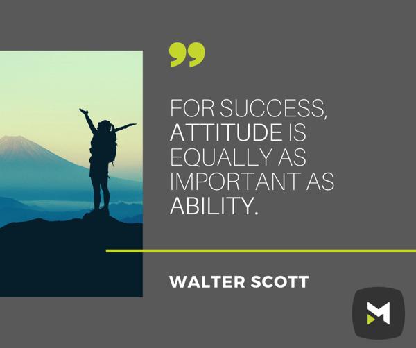 Walter Scott Quote