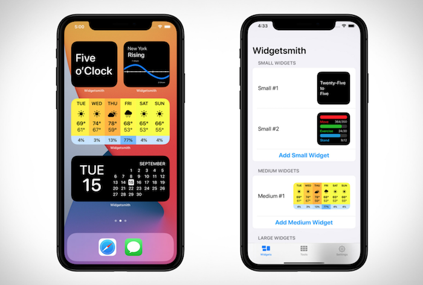 Widgetsmith Screenshots
