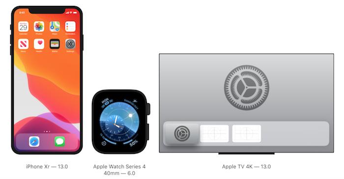 XCode iOS Simulator App