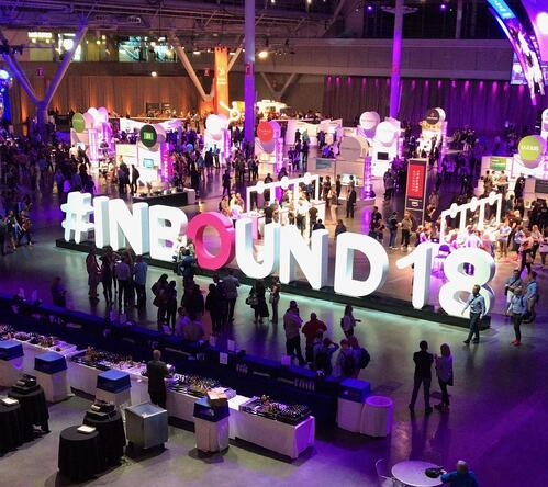 Markentum's Thoughts: INBOUND18 Hosted by HubSpot