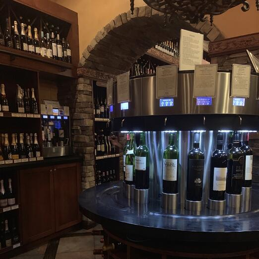 The Wine Room-Markentum