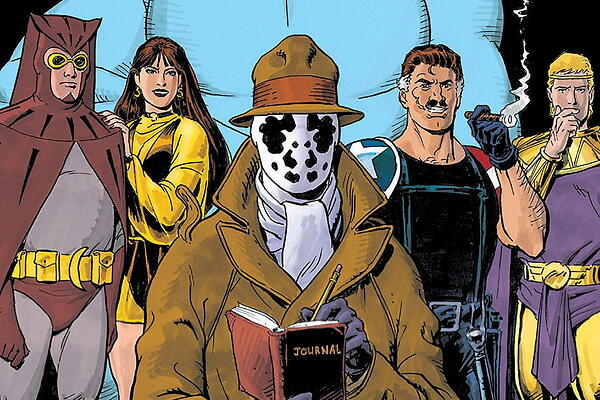 the-crimebusters-in-watchmen