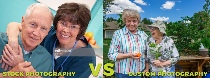 Stock Photo vs Custom Photo_Markentum